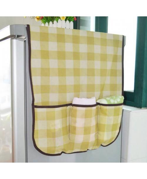 Tấm phủ tủ lạnh che bụi đa năng